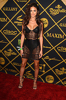 LOS ANGELES, CA - JULY 30: Sophia Miacova the 2016 MAXIM Hot 100 Party at the Hollywood Palladium on July 30, 2016 in Los Angeles, California. Credit: David Edwards/MediaPunch