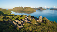 Annaberg Plantation Ruins<br /> Virgin Islands National Park<br /> St. John<br /> U.S. Virgin Islands