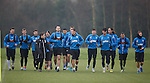 170114 Rangers training