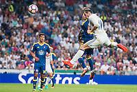 REAL MADRID v CELTA DE VIGO. 2nd match La Liga Santander.