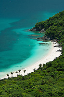 Cinnamon Bay<br /> Virgin Islands National Park<br /> St. John, U.S. Virgin Islands