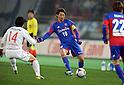 Yohei Kajiyama (FC Tokyo), MARCH 18, 2012 - Football / Soccer :2012 J.LEAGUE Division 1 between FC Tokyo 3-2 Nagoya Grampus at Ajinomoto Stadium, Tokyo,  Japan. (Photo by Atsushi Tomura /AFLO SPORT) [1035]
