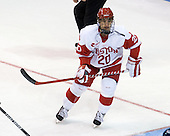 Matt Ronan (BU - 20) - The Boston University Terriers defeated the visiting University of Toronto Varsity Blues 9-3 on Saturday, October 2, 2010, at Agganis Arena in Boston, MA.