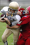 D5 Badger JV midgets vs HanoverYouth sporting events in and around Bridgewater MA.