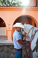 Horse back riding, Cuixmala, Costa Alegre, Jalisco. Eco Chic Hotels, Mexico