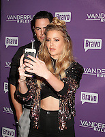 NEW YORK, NY - NOVEMBER 2:  Tom Sandoval and Ariana Madix pictured as BRAVO's 'Vanderpump Rules' cast at the kick-off of first ever 'VanderCrawl' bar crawl in New York, New York on November 2, 2016. Credit: Rainmaker Photo/MediaPunch