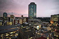 The reserve bank of Zimbabwe in the centre of Harare..