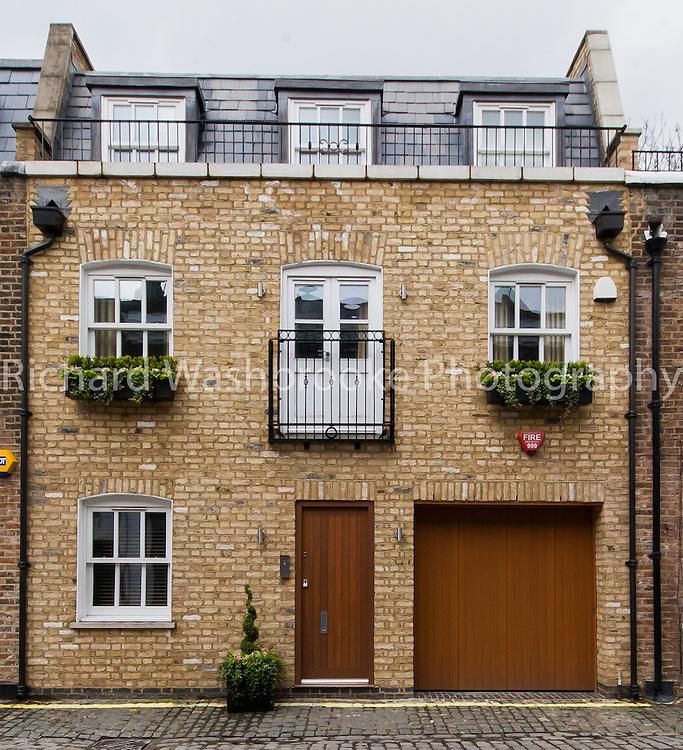 EHW Architects Ltd  - 3 Pindock Mews, Maida Vale, London  25th March 2014