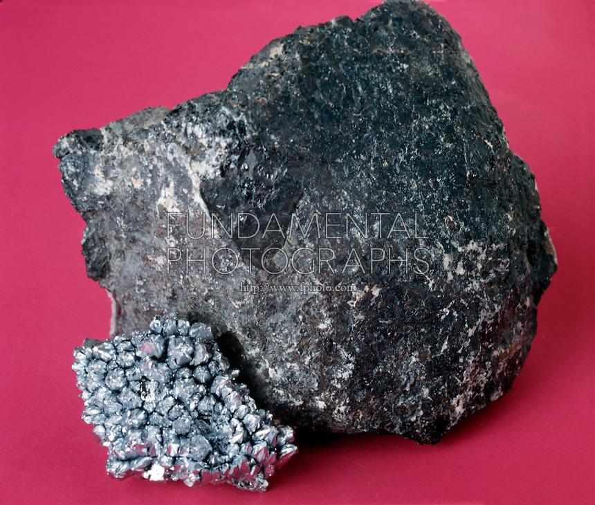 CHROMITE AND CHROMIUM<br /> Iron Chromium Oxide (FeCr2O4) is the principal ore of Chromium.