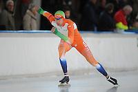 SCHAATSEN: DEVENTER: IJsbaan De Scheg, 27-10-12, IJsselcup, Thomas Krol, ©foto Martin de Jong