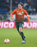 FUSSBALL   1. BUNDESLIGA  SAISON 2012/2013   15. Spieltag TSG 1899 Hoffenheim - SV Werder Bremen    02.12.2012 Clemens Fritz (SV Werder Bremen)