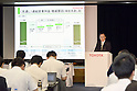 Toyota Managing Officer Tetsuya Otake reports profit for first quarter of fiscal year 2017