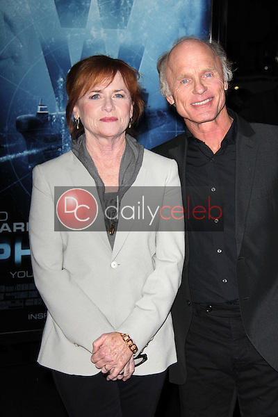 Amy Madigan, Ed Harris<br /> at the &quot;Phantom&quot; Premiere, Chinese Theater, Hollywood, CA 02-27-13<br /> David Edwards/DailyCeleb.com 818-249-4998