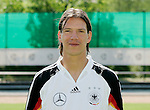Fussball INTERNATIONAL EURO 2004 Nationalmannschaft ; DFB ; Deutschland, FOTOTERMIN    Christian Ziege