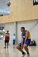 Premier Volleyball Upper Hutt College v Scots College 02/11/2012 at ASB Arena<br />