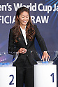 Homare Sawa (JPN), .JUNE 4, 2012 - Football /Soccer : .Official Draw for the FIFA U-20 Women's World Cup Japan 2012 .in Tokyo, Japan. .(Photo by YUTAKA/AFLO SPORT) [1040]