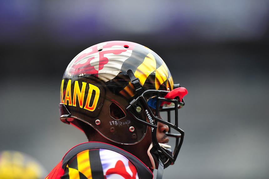 Maryland Terrapins vs. West Virginia Mountaineers, NCAA Football - September 21, 2013