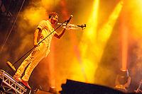 Macklemore & Ryan Lewis auf dem  Hurricane Festival 2014 am Eichenring Scheessel am 21.June 2014. Foto: Rüdiger Knuth