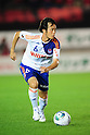 Yuta Mikado (Albirex),..JULY 10, 2011 - Football :..2011 J.League Division 1 match between Kashima Antlers 1-2 Albirex Niigata at Kashima Soccer Stadium in Ibaraki, Japan. (Photo by AFLO)