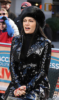 NOV 18 Jessie J Visits Access Hollywood Live NY