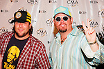 Uncle Kracker and Cledus T. Judd..at the 38th Annual CMA Awards at The Grand Ole Opry in Nashville, November 9th 2004. Photos by Chris Walter/Photofeatures.