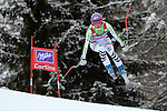 CORTINA D'AMPEZZO, ITALY - JANUARY 24: Maria Hoefl-Riesch of Germany competes during the FIS Alpine Ski World Cup Women's downhill race on January 24, 2014 in Cortina d'Ampezzo, Italy.  (Photo by Mitchell Gunn/ESPA) *** Local Caption *** Maria Hoefl-Riesch