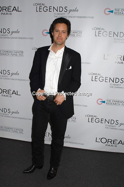 David Lauren ..arriving at The Ovarian Cancer Research Fund L'Oreal Legends Gala on November 8, 2006 at The American Museum of Natural History. ..Robin Plater, Twin Images