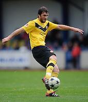 Fussball 2 Bundesliga Saison 2011/2012 Testspiel Dynamo Dresden - FC Grimma Pavel FORT (Dynamo Dresden).