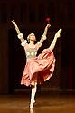 London, UK. 22.11.2013. Stuttgart Ballet present THE TAMING OF THE SHREW at Sadler's Wells. Picture shows: Elisa Badenes (Bianca). Photograph © Jane Hobson.