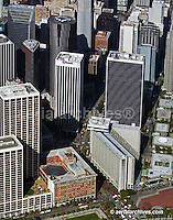 Financial District | San Francisco Aerial Photography