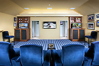 Sports Room With Multiple Displays