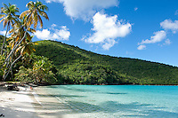 Big Maho Bay beach<br /> Virgin Islands National Park<br /> St. John, U.S. Virgin Islands