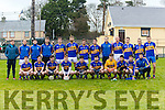 St. Senans  in the The Bernard O'Callaghan Memorial Senior Football Championship 2016 Semi Final against Tarbert  at Frank Sheehy Park, Listowel on Sunday