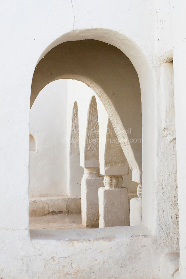 Ghadames, Libya - Window, Umran Mosque