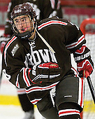 Nick Lappin (Brown - 28) - The Harvard University Crimson defeated the visiting Brown University Bears 3-2 on Friday, November 2, 2012, at the Bright Hockey Center in Boston, Massachusetts.