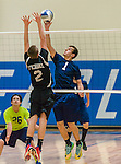 Fermi @ Wethersfield Varsity Boys Volleyball 2014-15