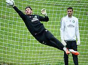 12.08.2014 Celtic training
