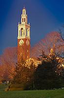 Ira Allen Chapel, Fall UVM Campus