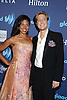 Karla Mosely and Scott T Schofield  attends the 26th Annual GLAAD Media Awards on May 9, 2015 at The Waldorf Astoria in New York, New York, USA.<br /> <br /> photo by Robin Platzer/Twin Images<br />  <br /> phone number 212-935-0770
