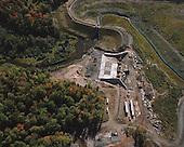 Silver Lake Spillway Upper Peninsula of Michigan.