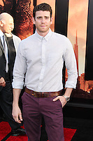 """HOLLYWOOD, LOS ANGELES, CA, USA - MAY 08: Bryan Greenberg at the Los Angeles Premiere Of Warner Bros. Pictures And Legendary Pictures' """"Godzilla"""" held at Dolby Theatre on May 8, 2014 in Hollywood, Los Angeles, California, United States. (Photo by Xavier Collin/Celebrity Monitor)"""