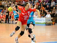 Elisabeth Garcia (TSV) wirft, zieht ab