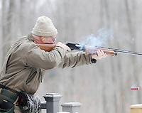 Badger State Winter Games '08 - Skeet Shooting