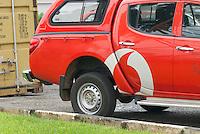 Vodafone vehicle