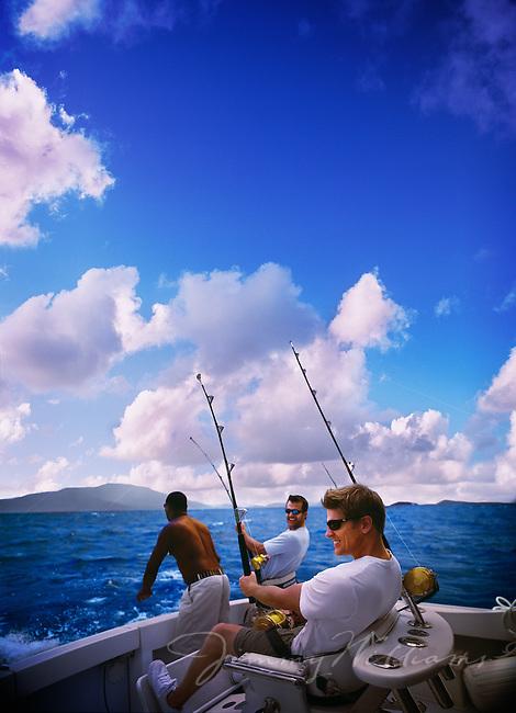 Sport fishing british virgin islands bvi jimmy williams for Virgin islands fishing