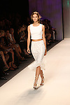 Tracy Reese Spring 2014 Collection Fashion Show Held During Mercedes Benz Fashion Week, NY