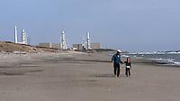 Japan Hamaoka Nuclear Power Plant