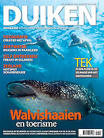 The dutch dive magazine DUIKEN features one of my articles on the controversial feeding of whale sharks in the small fishing town of Tan-awan, Oslob, Philippines.