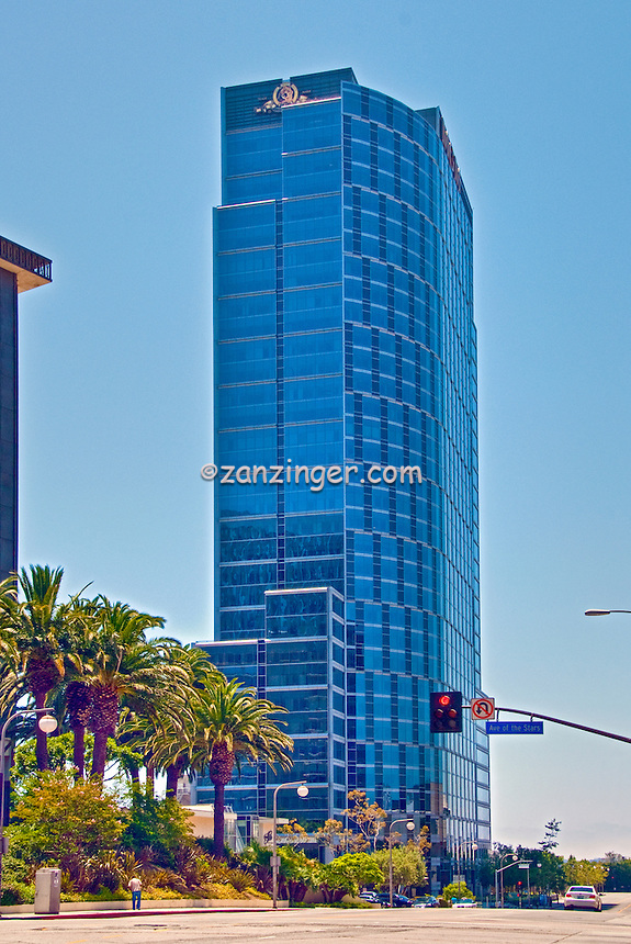 The MGM Tower is the 5th tallest building in Century City CA, Architecture, Buildings, Skyscrapers