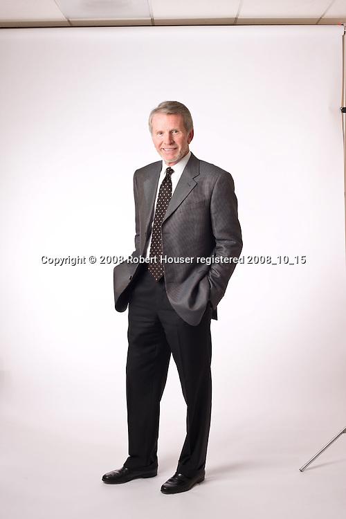 Raymond Lane - Partner - Kleiner Perkins Caufield & Byers: Executive portrait photographs by San Francisco - corporate and annual report - photographer Robert Houser.